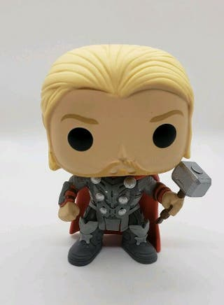Marvel Funko Pop - Thor Era de Ultrón (Sin Caja)