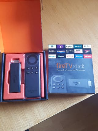 amazon fire Tv stick.nuevo