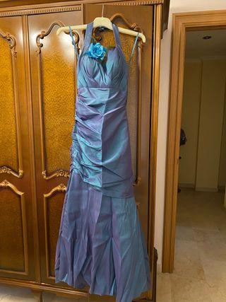 Vestido fiesta mujer