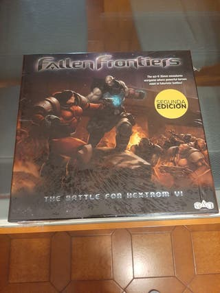 Fallen Frontiers- La batalla de Hextrom VI