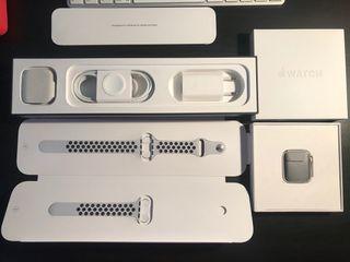 Apple Watch Nike series 4 GPS CELULLAR 40mm