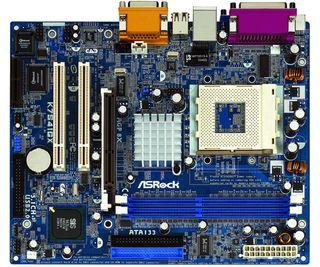 Paca Base ASRock K7S41GX + Procesador AMD