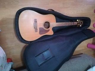 Guitarra electroacústica IBANEZ AW85 ECE