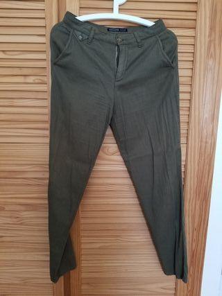Pantalón chino Zara