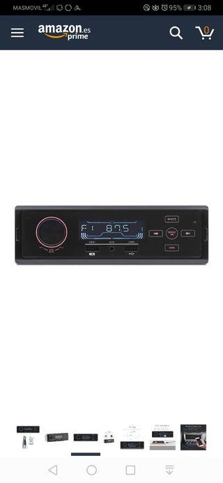 Multimedia MP3 para Radio de Coche