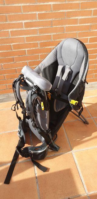 mochila deuter kid comfort 3