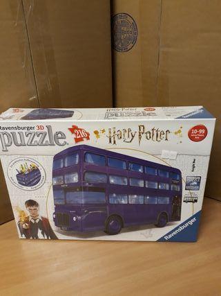 PUZLE HARRY POTTER 3D NUEVO!!