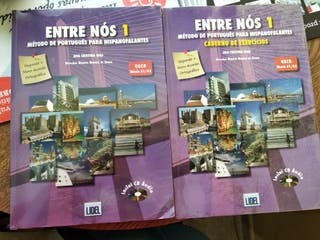 Libro Entre nós 1 Portugués