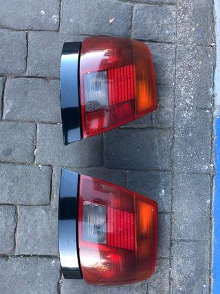Pilotos traseros Audi A4 B5