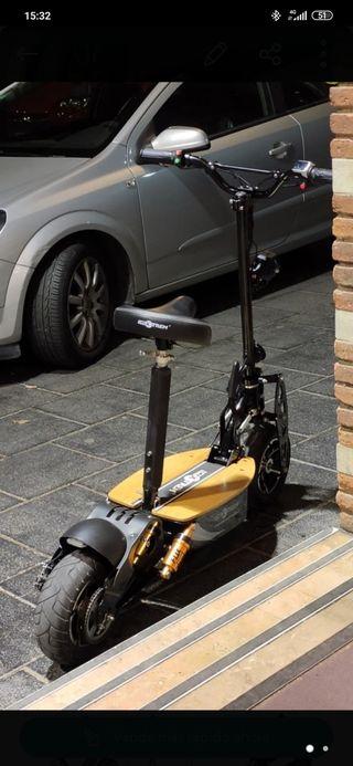 Patienete eléctrico Ecoxtrem 2000w