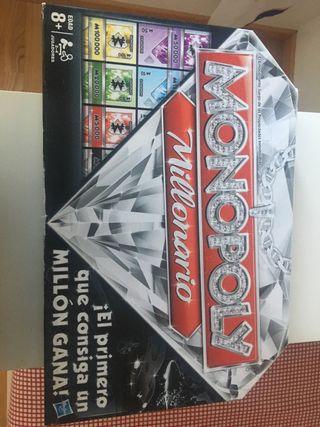 Monopoly millonario.