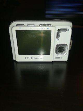 Cámara de fotos Hp 6.2megapixels averiada