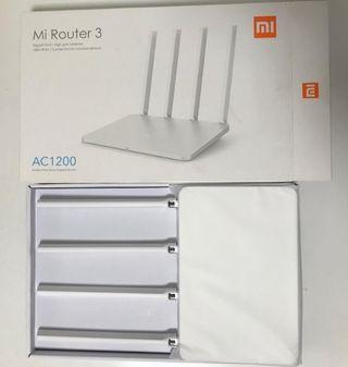 router Xiaomi ROUTER 3 Mi WiFi 3