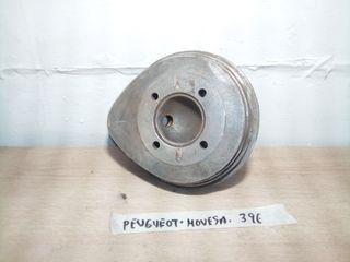 Culata de Peugueot Movesa de 125 cc año 1957