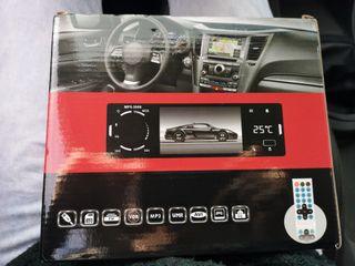 radio coche mp5 y Bluetooth