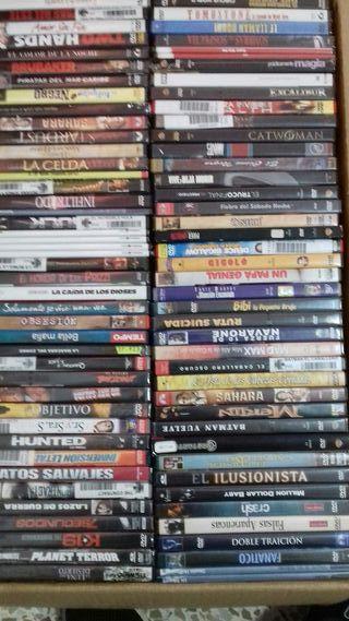 Gran lote de películas dvd