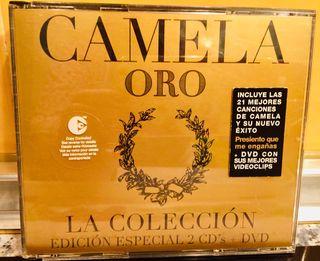 CAMELA ORO La Colección Edicion Especial