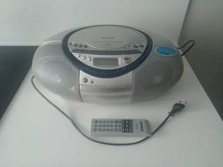 radio cd Sony CFD-S35CP