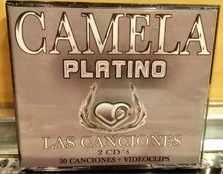 CAMELA PLATINO 2 Cds