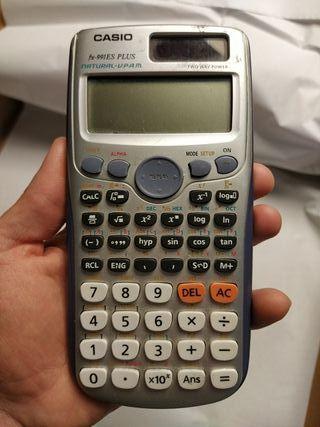 Calculadora Casio fx-991ES PLUS