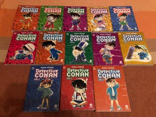 Colección comics Detective Conan