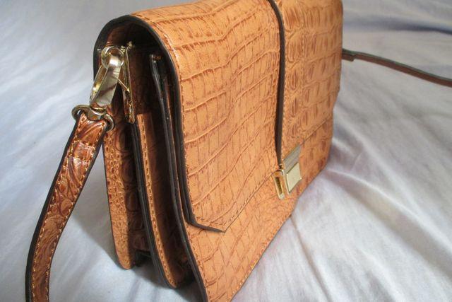 Bolso marrón, sin estrenar