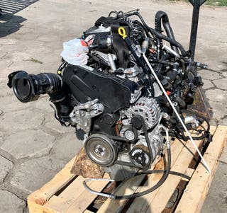 motor engine compl. vw crafter man 2,0 tdi nuevo
