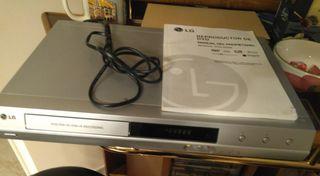 reproductor grabadora LG