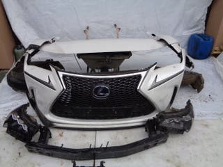 COMPLETE FRONT LEXUS NX300H F-SPORT FULL LED