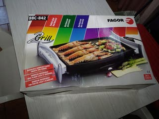 Grill Fagor BBC842. Poco uso.