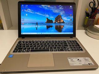 Ordenador portatil ASUS X540S