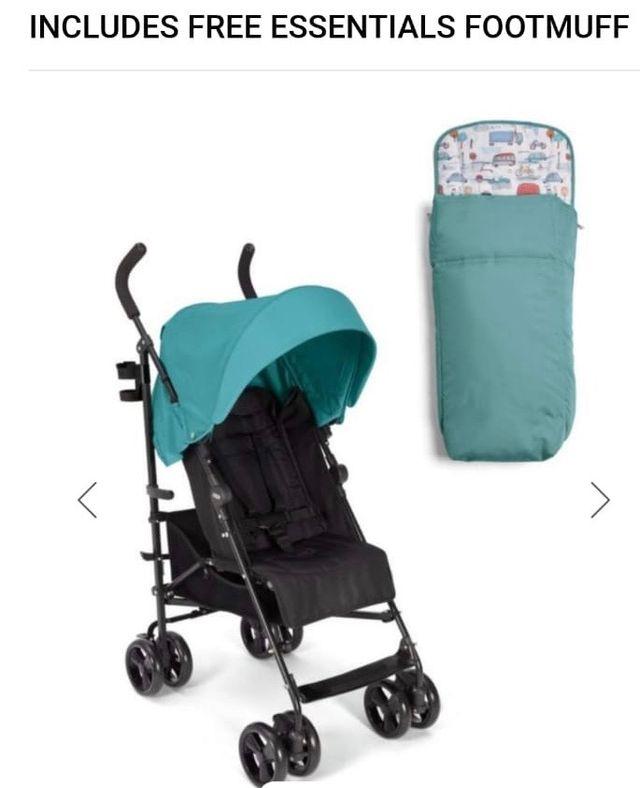 Brand new Mama&papa buggy & stroller