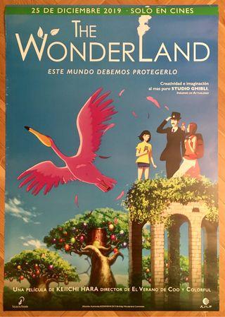 Poster cine The Wonderland