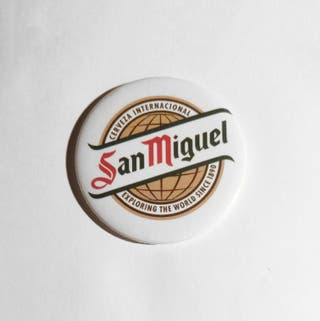Imán nevera San Miguel