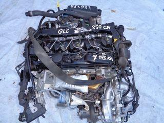 MOTOR COMP.. MERCEDES GLC W253 2.2CDI 951.921