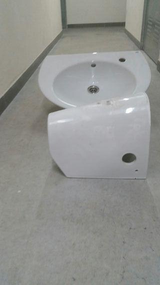 Lavabo sustenible completo GALA