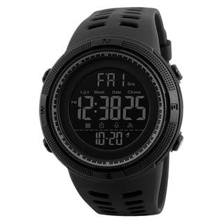 Reloj digital deportivo.