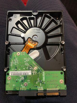 Disco duro 80gb 3.5