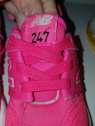 new balance 247 niña