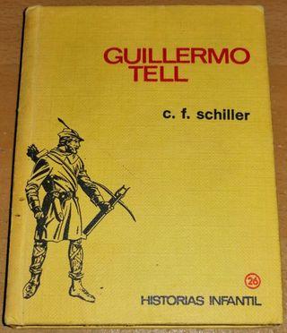 Libro Guillermo Tell (C.F. Schiller) (1974)