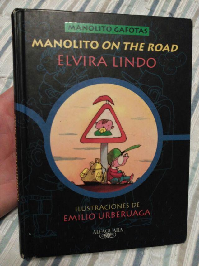 Libro Manolito gafotas ' On the road '