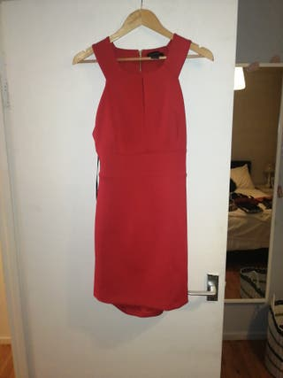 Red dress marciano size L