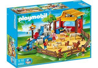 PLAYMOBIL 4851 ZOO PARA NIÑOS