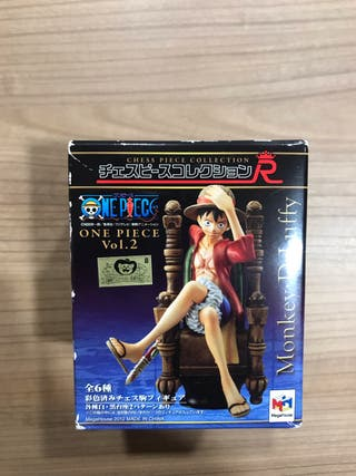 Luffy Chess Piece Collection Vol.2 Megahouse