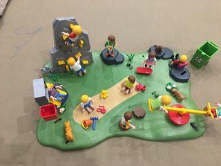 Play Mobil Parque niños