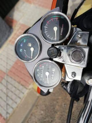 SYM Wolf Clasicc 125cc
