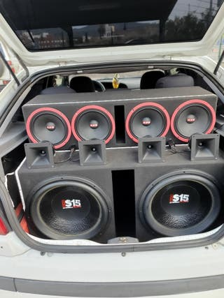 Equipo de Musica CAR AUDIO