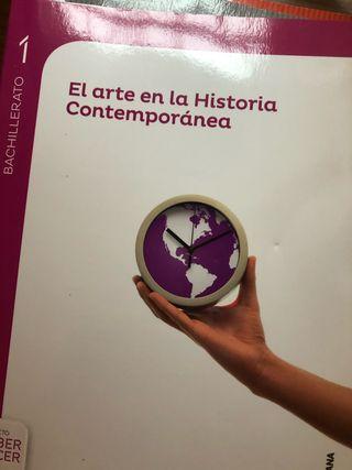 Libro Historia 1º Bachillerato.