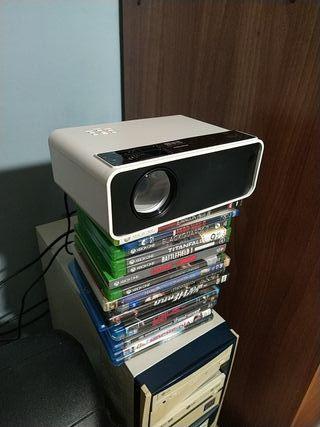 proyector 3d.con tres dias de uso para probarlo!!!