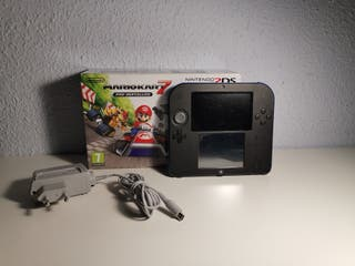 Nintendo 2DS SIN CARGADOR
